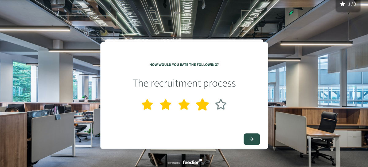 Employee Onboarding Feedback Template
